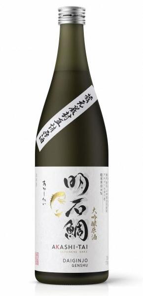 Daiginjo 明石鯛