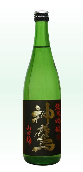 神鷹 特別純米酒 明石
