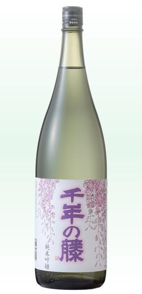 Banshuikkon 清酒 千年の藤